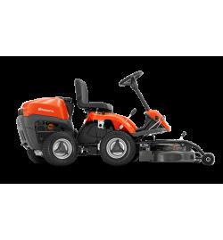 tracteur tondeuse husqvarna rider r115c bernard motoculture. Black Bedroom Furniture Sets. Home Design Ideas
