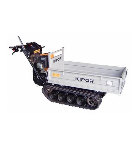 MINITRANSPORTEURS A CHENILLE KIPOR KGFC500H 500 KG