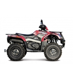 QUAD GOES IRON 450 LIMITED